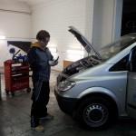 Kundenfahrzeug-Check